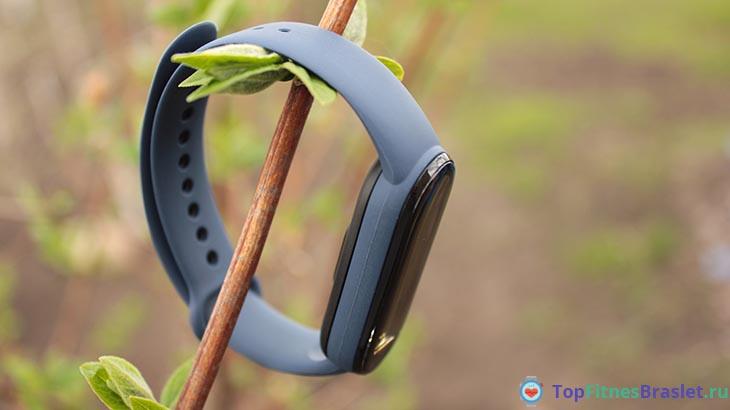 Внешний вид Xiaomi Mi Band 6